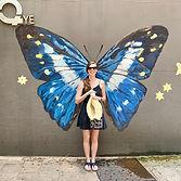 Laura Butterfly Selfie.JPG