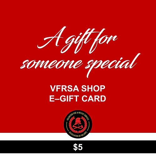 Gift Card $5