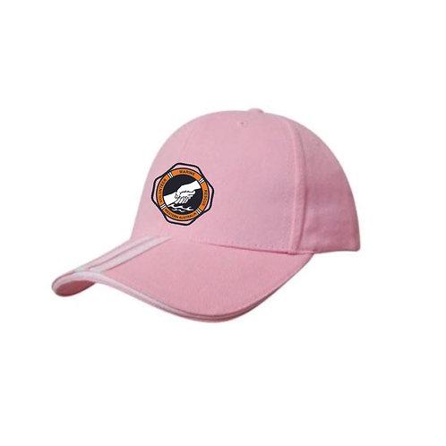 Pink Peak Cap