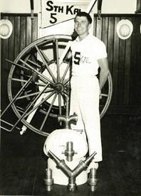 Ray Willis – Champion WA Volunteer Fireman