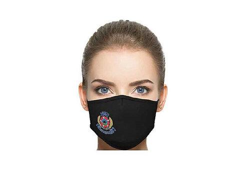 Black VFRS Face Mask