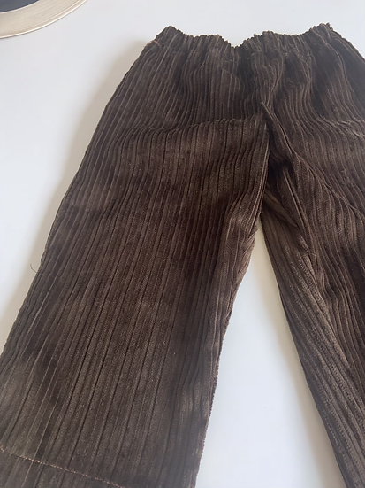 Childrens corduroy trousers