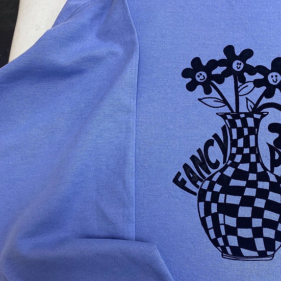 Fancy plants Lilac sweatshirt