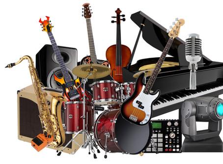 楽器の輸入について
