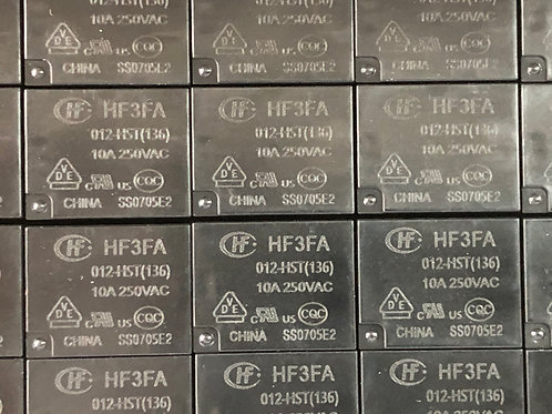 HF3FA 012-HST(136) 10A250VAC