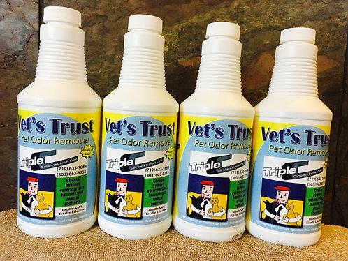 Vet's Trust Odor Remover