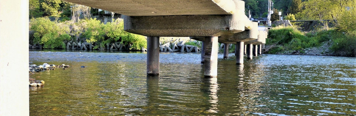 水中橋   守内