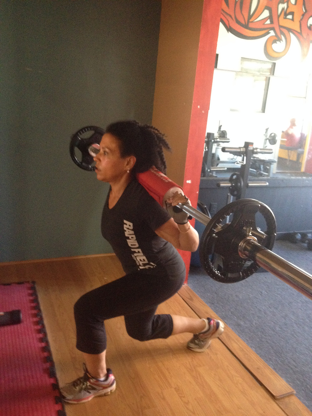 Personal training in Chico