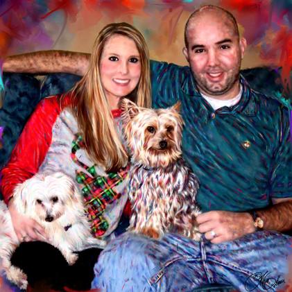 Jennine's Family