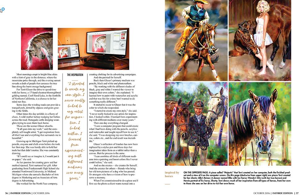InStride Edition Magazine