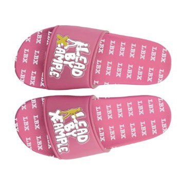 No Days Off Pink Slides
