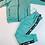 Thumbnail: Classic Set Turquoise