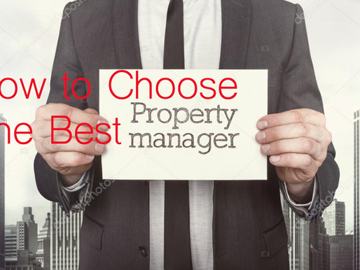 4 Questions to Ask When Choosing a Property Manager