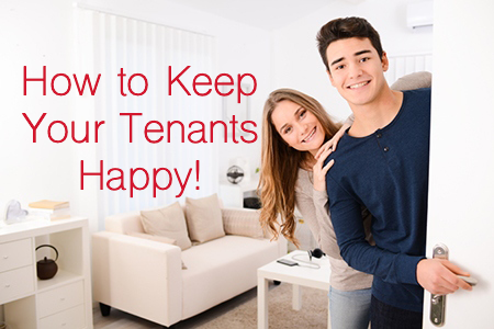 5 Things Tenants Really Want From You and Their Rental