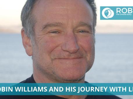 סרט חדש על ההתמודדות של רובין ויליאמס עם מחלת גופיפי לוי. יוצא ב-1 לספטמבר