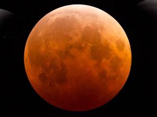 皆既月食 見えてほしいな