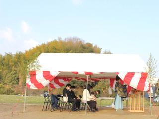 【高橋の家】地鎮祭