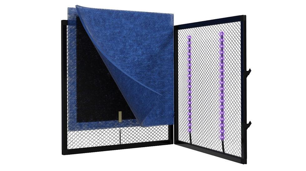 Fresh-Aire UV® Purity нископрофилната поляризирана филтрираща система (PLP)