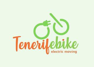 logo TENERIFE EBIKE electric bike
