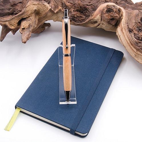 Max - Click Pen in Gunmetal / Stylo mécanique en bronze à canon