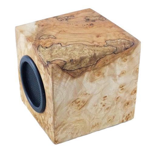 Bluetooth Speaker - Reclaimed Maple / Haut-parleur Bluetooth - Érable récupéré