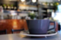 Cafe Blackbird Interior