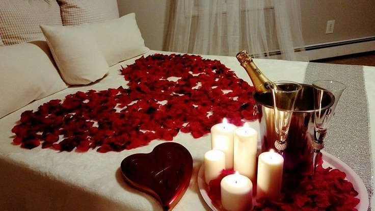CUPID'S  SUITE EXPERIENCE
