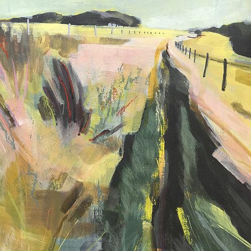 Honeysuckle Lane 3 by Andrew Milne