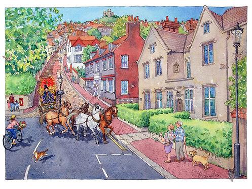 Keere Street Dash by Lyndsey Smith