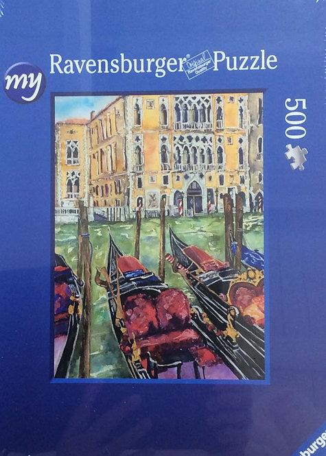 Palazzo Franchetti Cavalli - Puzzle by Lindsey Pearson