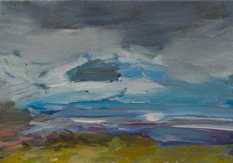 Coast 8 by Eva Wibberley