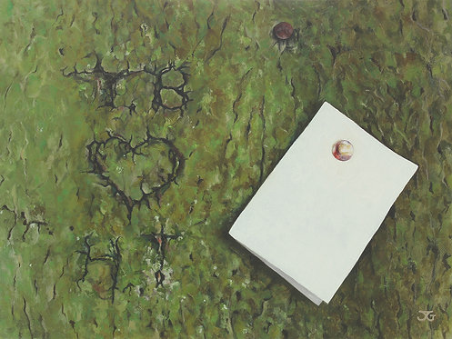 Love Note by Jackie Gwyther