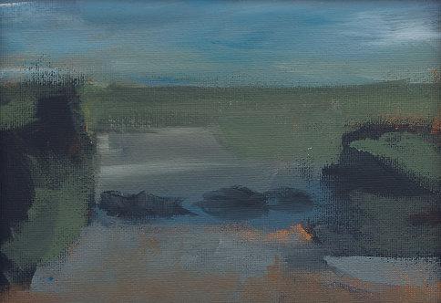 Coast 4 by Eva Wibberley