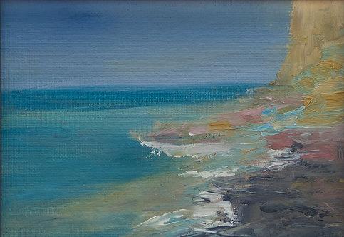 Coast 1 by Eva Wibberley