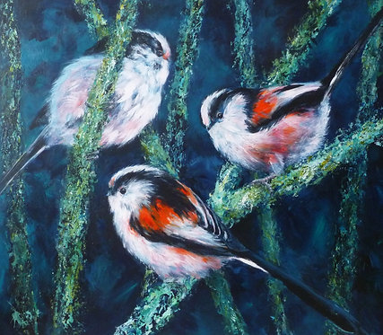 Longtailed by Diane Bailey