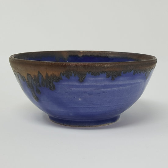 Tiny Blue Bowl