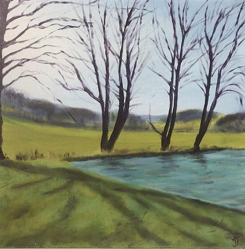 Three Tenors by Janice Thurston