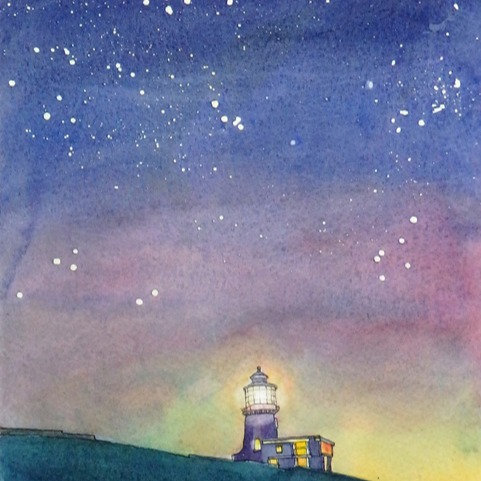 Belle Tout Stars by Lyndsey Smith