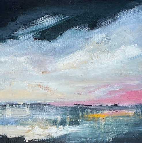 Lines on the Horizon by Kitty McCurdy