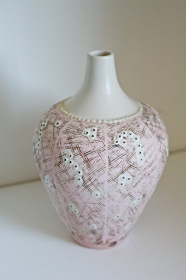 Pink Sea Urchin bottle