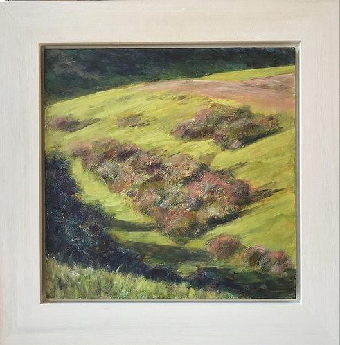Autumn Hills by Janice Thurston