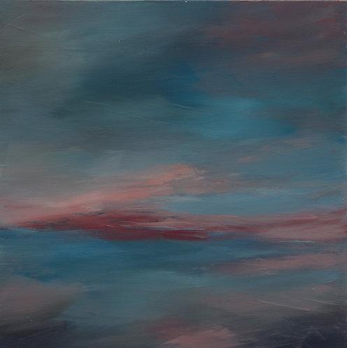Evening Pink by Eva Wibberley