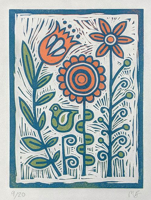 In My Garden by Melissa Birch