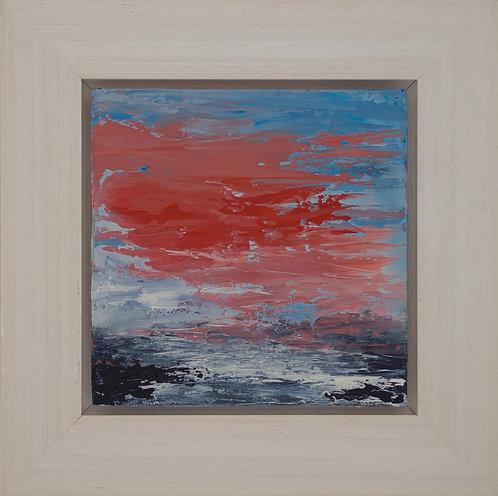 Pink Sky 6 by Eva Wibberley