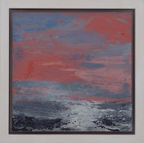 Pink Sky 5 by Eva Wibberley
