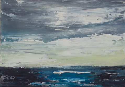 Coast 10 by Eva Wibberley