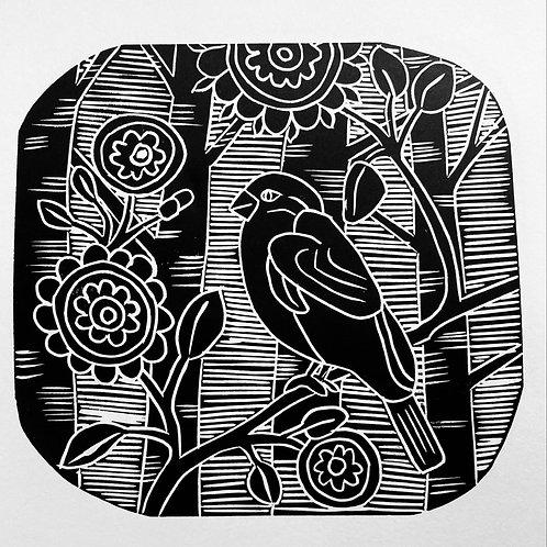 Bullfinch by Sue Collins