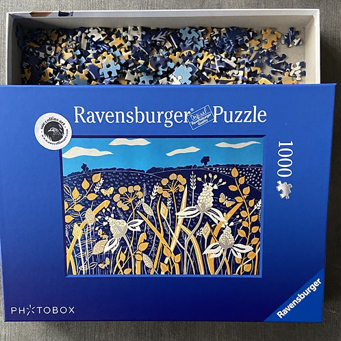 Jigsaw Puzzle of Hedgerow Haven by Sue Collins