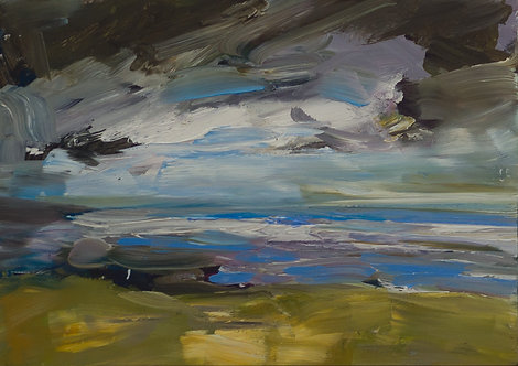 Coast 7 by Eva Wibberley