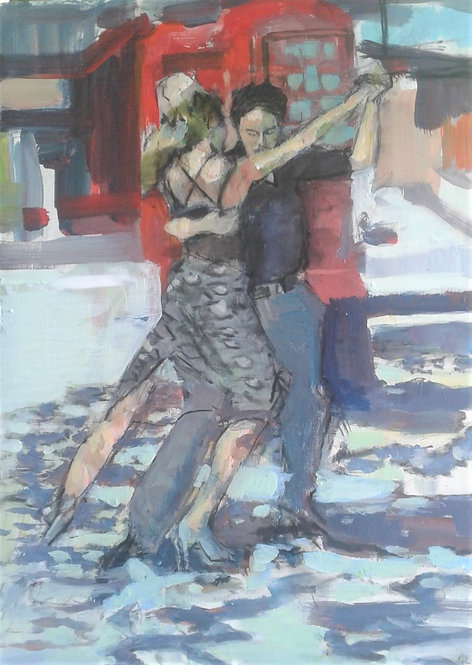 Tango by Gabrielle Lord